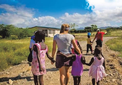 Debbie Harvey, And I Don't Even Like Kids: Failing Forward in Haiti